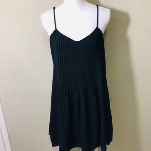 Sanctuary black mini dress